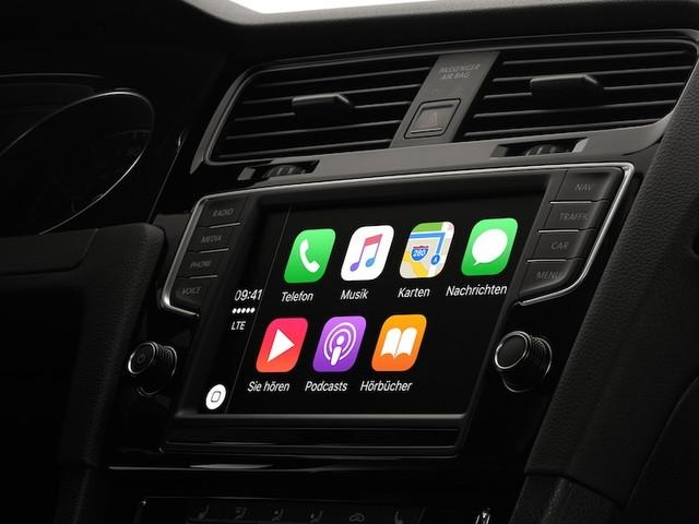 CarPlay spielt bei der Kaufentscheidung eines neuen Autos eine große Rolle
