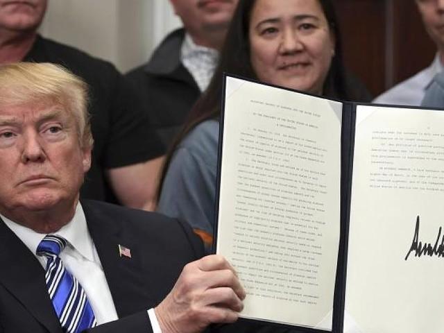+++ US-Politik im News-Ticker +++ - Trump stellt Europäischer Union Ausnahme von Strafzöllen in Aussicht