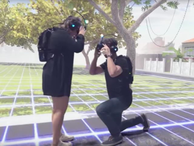 Verlobung 2017: Heiratsantrag mit VR