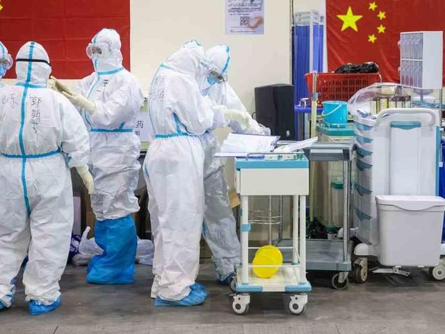 Lungenkrankheit aus China: 1700 Ärzte und Pfleger an Coronavirus erkrankt