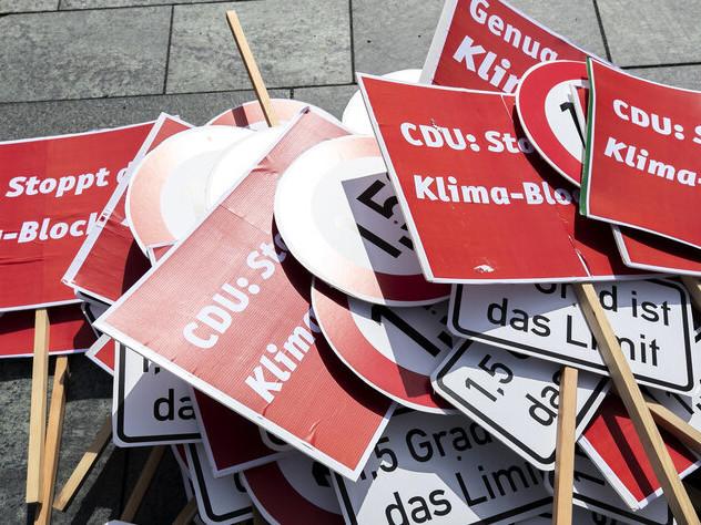 Nach Karlsruher Urteil zum Klimaschutzgesetz: Union legt Umwelt-Turbo ein