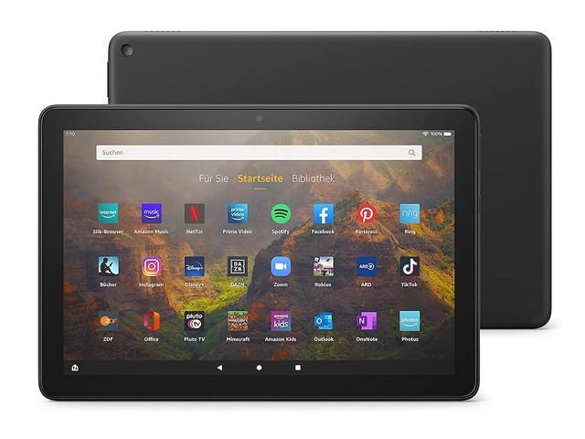 Amazon stellt neue Tablets vor: Fire HD 10 (Plus) Fire HD 10 Kids und Fire Kids Pro
