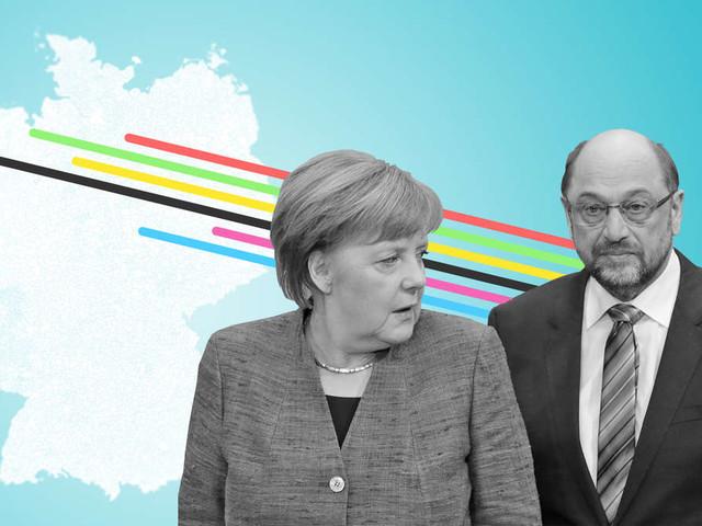 So hat Ihre Heimatgemeinde 2017 bei der Bundestagswahl abgestimmt - Interaktive Ergebniskarte