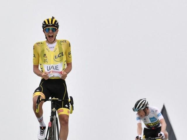 Tour de France: Pogacar blieb in den Pyrenäen weiter makellos