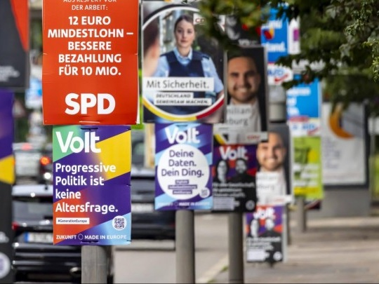 Live-Blog zur TV-Debatte - +++ Der letzte Schlagabtausch der Parteispitzen vor der Wahl +++