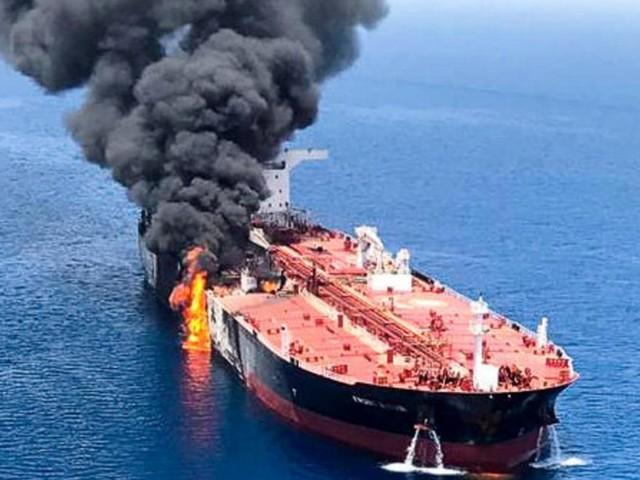 Angriff auf Öl-Tanker: Auch Großbritannien beschuldigt Iran