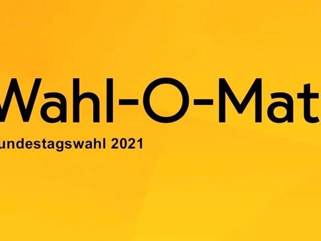 Wahl-O-Mat 2021: Wen Sie bei der Bundestagswahl wählen wollen