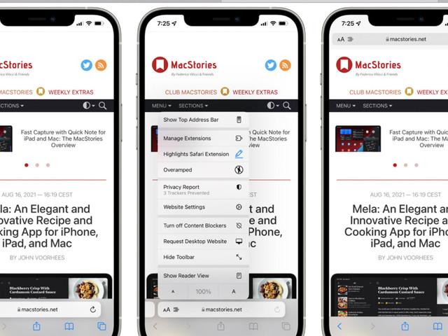 iOS 15: Neues Update soll Ärger um Safari beenden