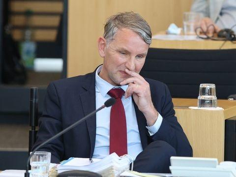 Thüringer Landtag: AfD scheitert mit Misstrauensvotum gegen Bodo Ramelow