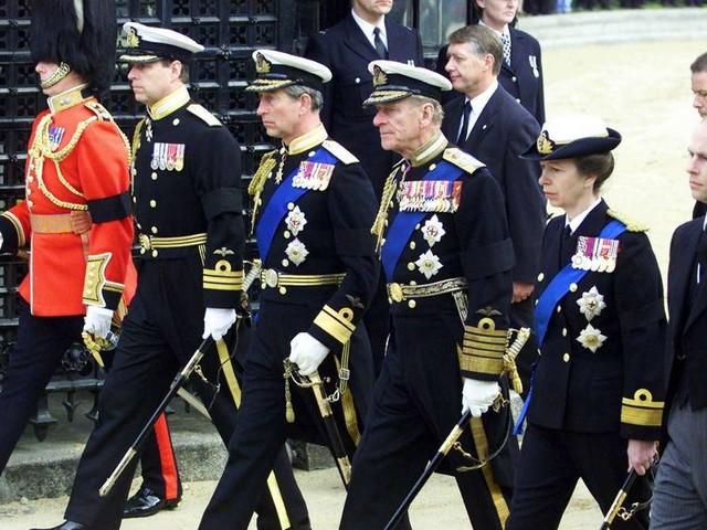 Prinz Philip: Militärische Uniformen zur Beerdigung sind unerwünscht