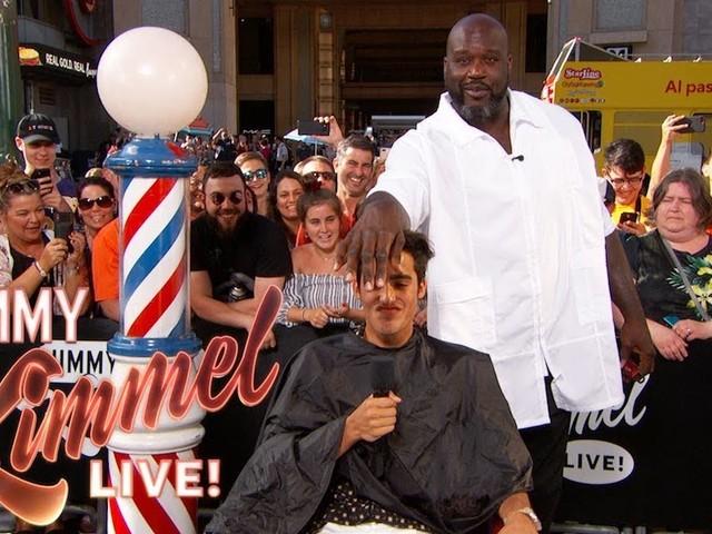 NBA-Legende Shaquille O'Neal spendiert neue Haarschnitte