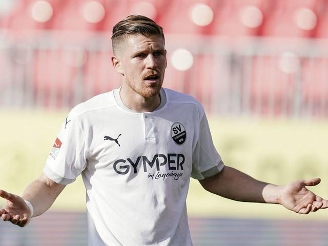Denis Linsmayer verlässt den SV Sandhausen