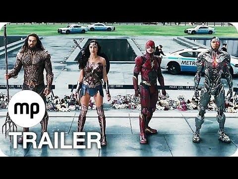 """[Notiz] Neuer """"Justice League""""-Trailer erschienen"""