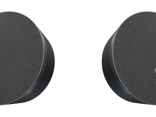 Logitech MX Sound: Stylische Desktop-Lautsprecher angekündigt