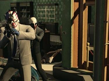 Payday 2: Offene Betaphase für die VR-Version gestartet
