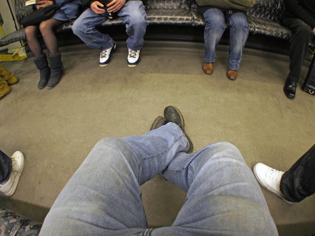 Wie du dich in der U-Bahn verhältst, verrät sehr viel über dich