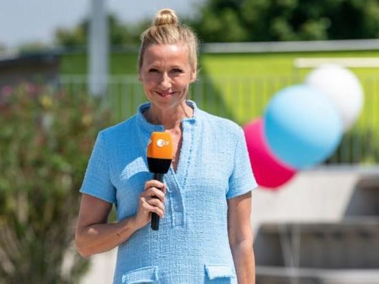 """""""ZDF Fernsehgarten"""" am 26.09.2021: Abschied für Andrea Kiewel! Diese Gäste sagen am Sonntag Lebewohl"""