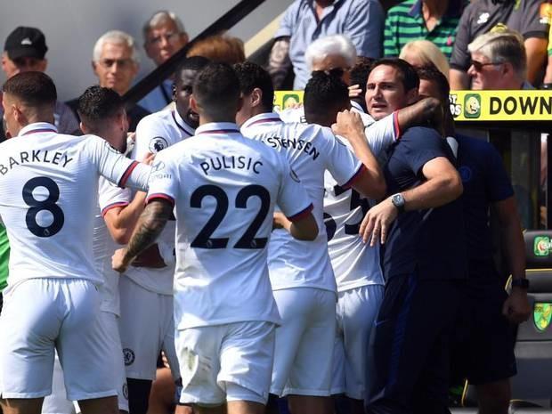 Premier League: Chelsea siegt in Norwich - Man United verliert gegen Palace