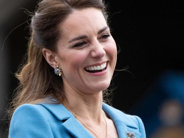 Seltenheit: Herzogin Kate beeindruckt mit selbstgemaltem Bild