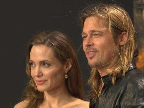 Brad Pitt und Angelina Jolie legen ihre Scheidung auf Eis