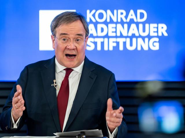 Umfrage: Union liegt weiter knapp vor den Grünen, FDP gewinnt