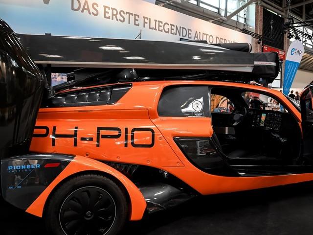 Chinesischer Hersteller kündigt fliegende Autos für 2024 an