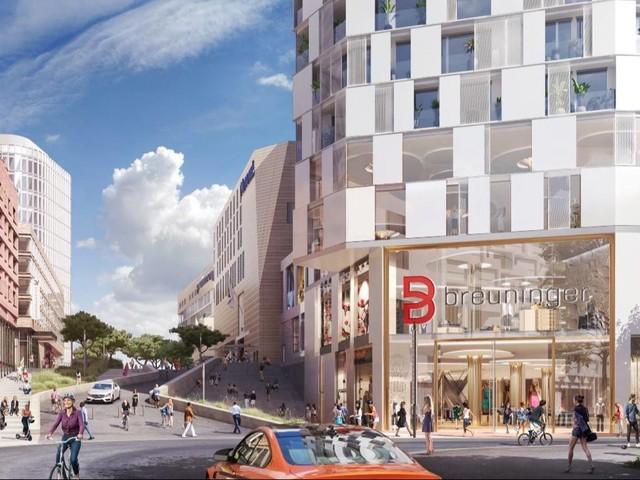 Breuninger eröffnet erstes Flagship in Hamburg