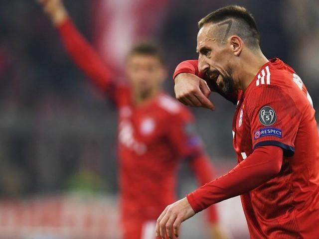 """Nach Niederlage beim BVB: TV-Sender spricht von """"körperlichem Angriff"""" von Ribéry auf Journalisten"""