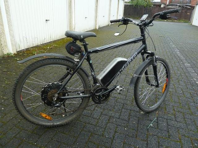 MTB E-Bike in Wegberg Zentrum