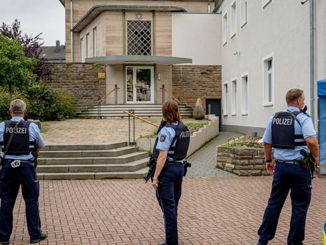 Extremismus: Jüdische Gemeinde in Hagen dankt Polizei nach Terroralarm