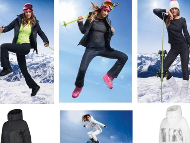 Hunkemöller produziert Ski-Outerwear aus Reststoffen