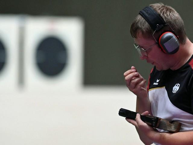 Schießen: Reitz verpasst Olympiamedaille mit der Schnellfeuerpistole
