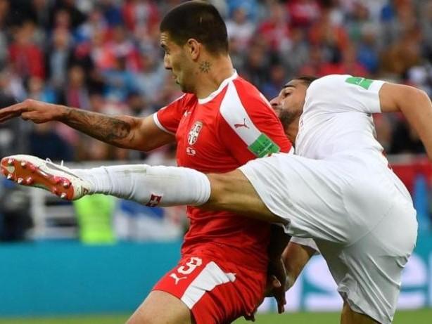 """Hoffnung auf Achtelfinale: Serbiens Mitrovic: """"Wir können Brasilien rausschmeißen"""""""