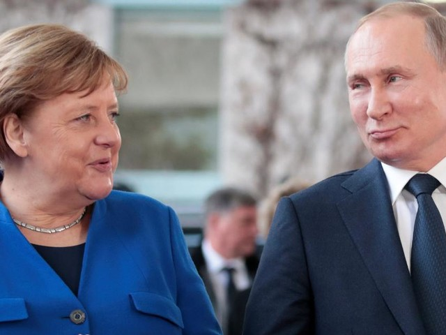 Berlin: Treffen von Politikern wegen Krieg in Libyen