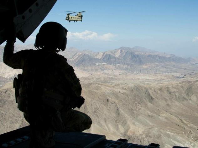 Abzug der US-Soldaten aus Afghanistan: Die Taliban übernehmen die Regie
