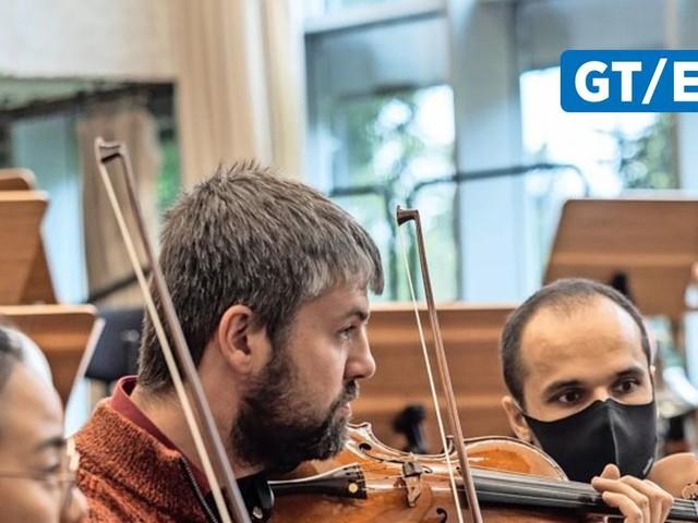 Mayer, Rodrigo und Schumann: Göttinger Symphonieorchester eröffnet seine Saison