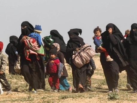 """Deutsche ehemalige IS-Kämpfer: """"Wenn sie reinwollen, müssen wir sie reinlassen"""""""