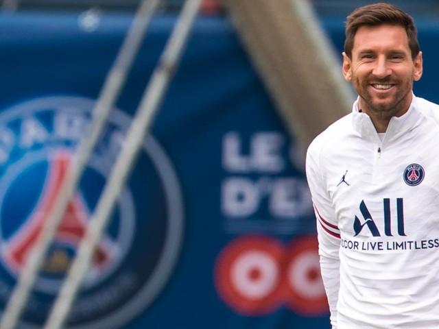 """Messi vor Debüt bei PSG: """"Er hat sich gut und schnell eingelebt"""""""