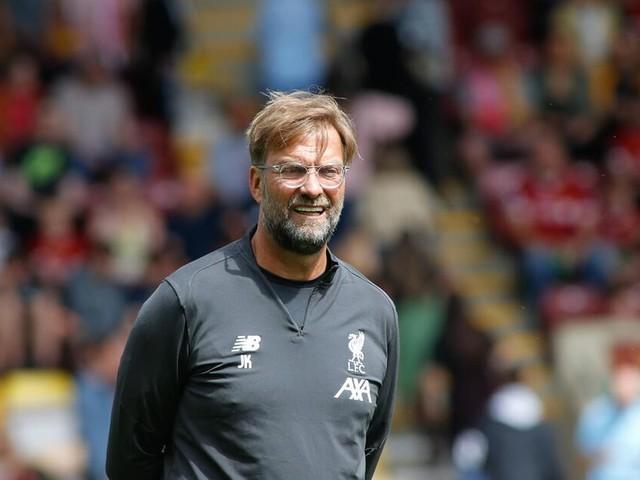 Jürgen Klopp sieht noch viel Arbeit bis zur neuen Saison