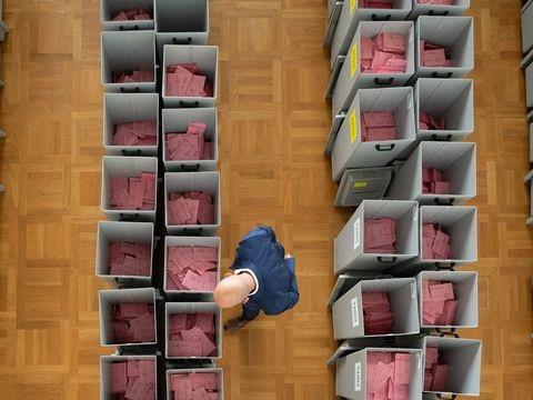 Bundestagswahl: Großteil der Wahlberechtigten ist schon entschieden