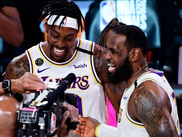 NBA: Howard vor Rückkehr zu den Lakers? Auch Melo ein Kandidat