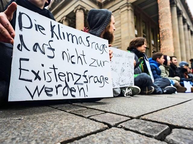 Fridays for Future: Schülerstreiks für den Klimaschutz – auch in Stuttgart