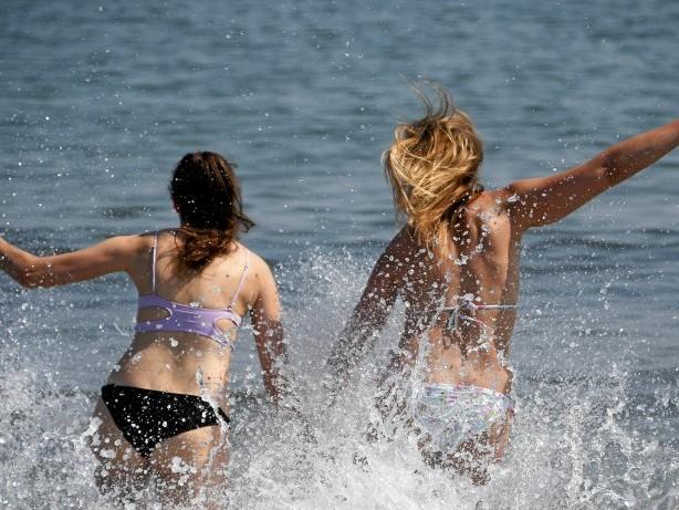 Unwetter: Wetter: Sonntag bringt Abkühlung bei gemäßigten Temperaturen