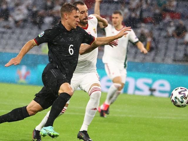 EM-Spiel gegen Ungarn: Ein Spiel für den Giftschrank: Ohne Flügelzange geht bei Deutschland nichts