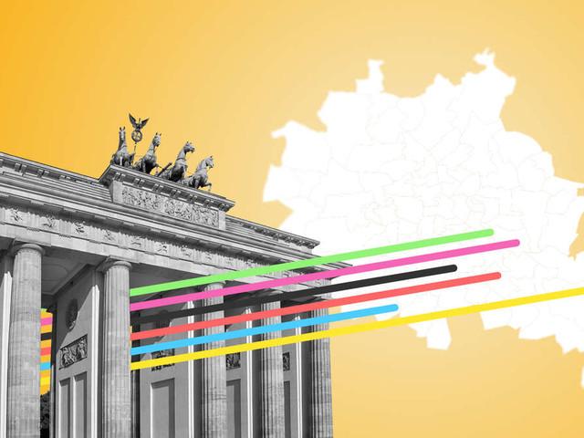 Wahl zum Abgeordnetenhaus in Berlin 2021: Alle Ergebnisse als interaktive Karte im Überblick