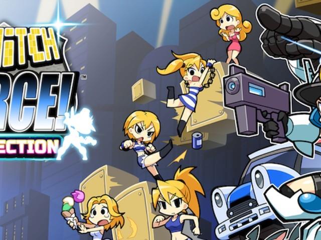 Mighty Switch Force! Collection: Spielesammlung angekündigt - auch für die Switch