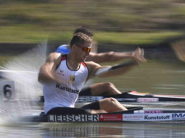 Kanu-WM: Haseleu als Zweiter im Halbfinale, auch Liebscher überzeugt
