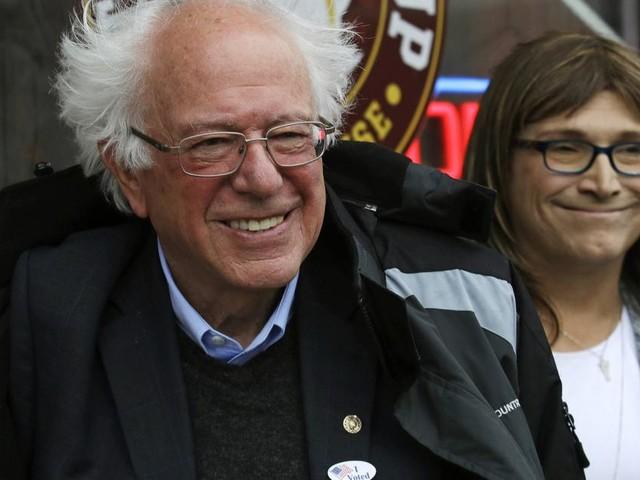 Bernie Sanders will vielleicht gegen Trump antreten
