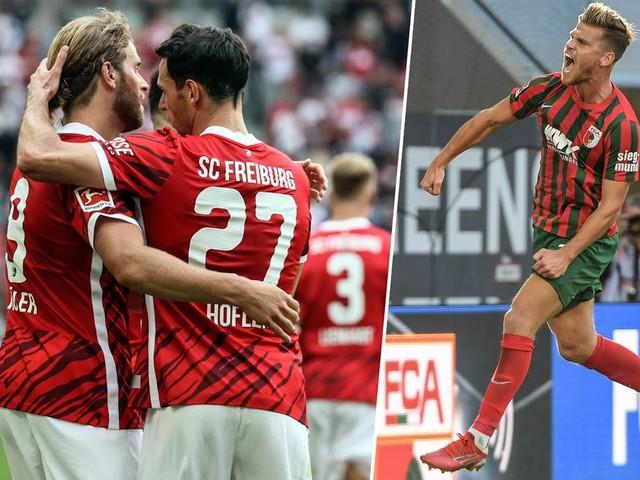 SC Freiburg gegen den FC Augsburg live im TV und Online-Stream sehen