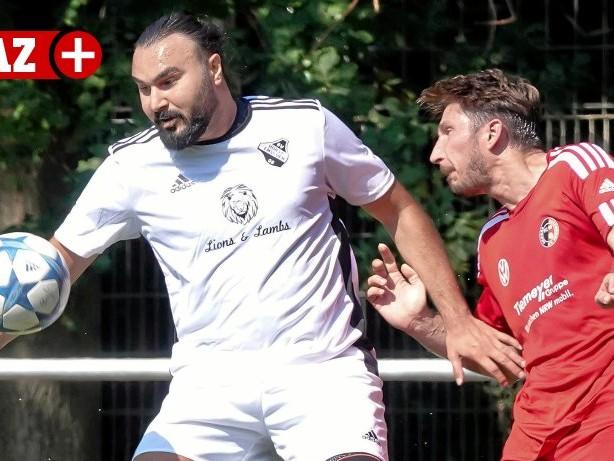 Fußball-Kreisliga A2: Fünf Platzverweise gibt's beim Gelsenkirchener Süd-Spektakel